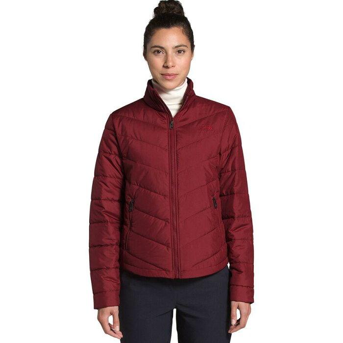 (取寄)ノースフェイス レディース タンブレロ 2 インサレーテッド ジャケット The North Face Women Tamburello 2 Insulated Jacket Pomegranate