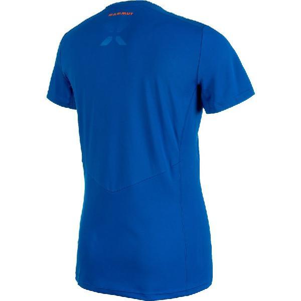 (取寄)マムート メンズ モエンチ ライト Tシャツ Mammut Men's Moench Light T-Shirt Sunrise
