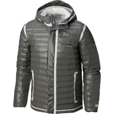 (取寄)コロンビア メンズ Titanium アウトドライ Ex エコ ダウン ジャケット Columbia Men's Titanium Outdry Ex Eco Down Jacket Bamboo Charcoal