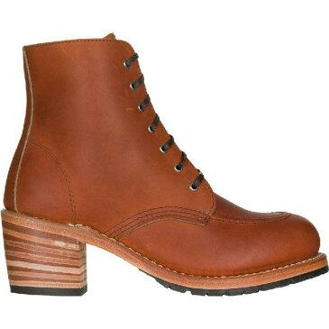 (取寄)レッドウィング レディース ヘリテイジ クララ ブーツ Red Wing Women Heritage Clara Boot Oro Legacy Leather