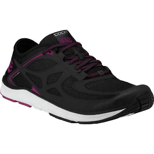 (取寄)トポアスレチック レディース ST-2 ランニングシューズ Topo Athletic Women ST-2 Running Shoe Black/Raspberry