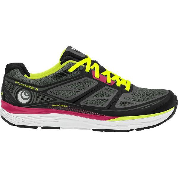 (取寄)トポアスレチック レディース Fli-Lyte2 ランニングシューズ Topo Athletic Women Fli-Lyte 2 Running Shoe Black/Yellow