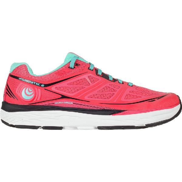 (取寄)トポアスレチック レディース Fli-Lyte2 ランニングシューズ Topo Athletic Women Fli-Lyte 2 Running Shoe Coral/Aqua