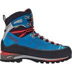 (取寄)アゾロ メンズ エルブルース GV マウンテニアリング ブーツ Asolo Men's Elbrus GV Mountaineering Boot Blue/Astor Silver
