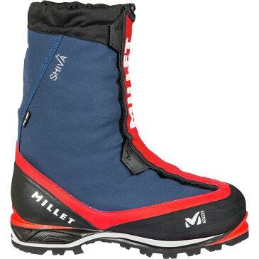 (取寄)ミレー シヴァ ブーツ Millet Men's Shiva Boot Saphir/Rouge