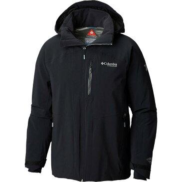 (取寄)コロンビア メンズ スノー ライバル ジャケット Columbia Men's Snow Rival Jacket Black