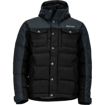 (取寄)マーモット メンズ フォーダム ダウン ジャケット Marmot Men's Fordham Down Jacket Black