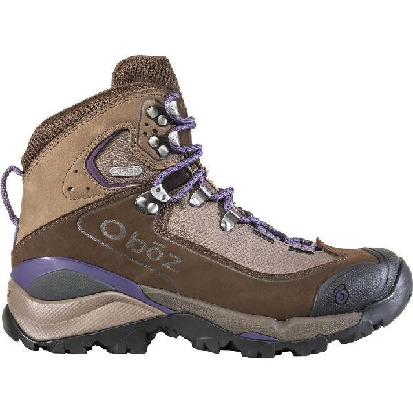 (取寄)オボズ レディース ウインド リバー 3 バックパッキング ブーツ Oboz Women Wind River III Backpacking Boot Walnut/Plum