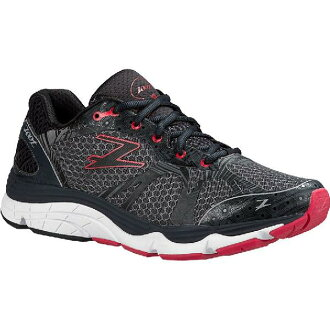 (索取)zutomenzuderumaranningushuzu ZOOT Men's Del Mar Running Shoe Black/Pewter/Zoot Red[支持便利店領取的商品]