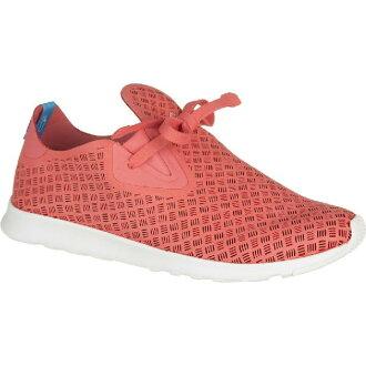 (索取)當地人女士阿波羅XL鞋Native Women Apollo XL Shoe Shoes Snapper Red/Shell White/Stripes