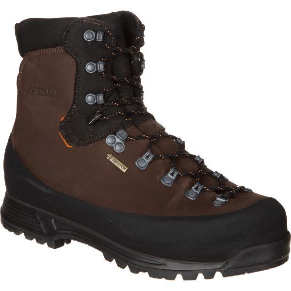 (取寄)AKU メンズ ユタ トップ GTX バックパッキング ブーツ AKU Men's Utah Top GTX Backpacking Boot Brown
