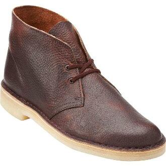 (Get CDN) Clarks 男士沙漠核心靴子 Clarks 男士沙漠核心引導鏽皮