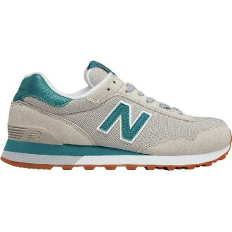 (索取)新平衡女士515鞋New Balance Women 515 Shoe Light Feather/Lake Blue