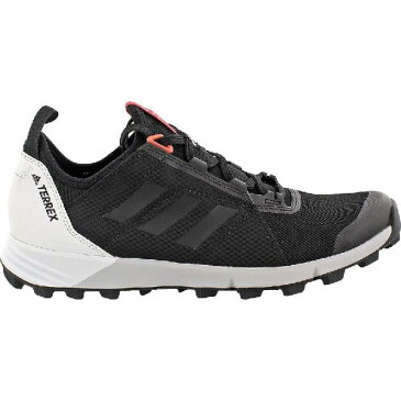 (取寄)アディダス レディース アウトドア テレックス アグラヴィック スピード トレイル ランニングシューズ Adidas Women Outdoor Terrex Agravic Speed Trail Running Shoe Black/Black/White