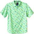 (取寄)カブー メンズ Festaruski シャツ Kavu Men's Festaruski Shirt Happy Hour