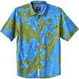 (取寄)カブー メンズ Festaruski シャツ Kavu Men's Festaruski Short-Sleeve Shirt Urban Jungle