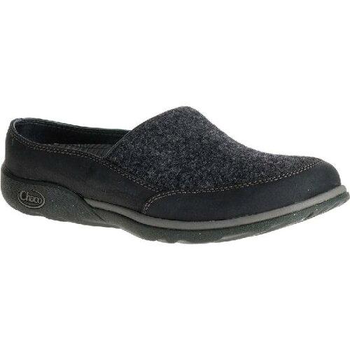 (取寄)チャコ レディース クイン シューズ Chaco Women Quinn Shoe Black