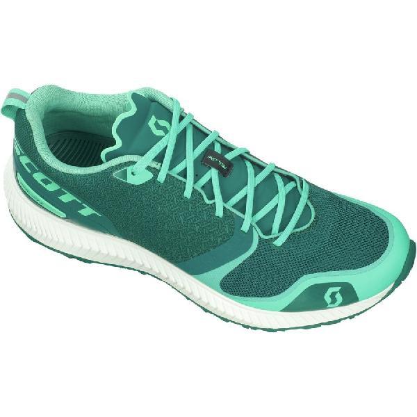 (取寄)スコット レディース Palani  ランニングシューズ Scott  Women Palani Running Shoe Green:ジェットラグ