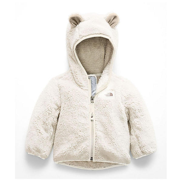 ベビー服・ファッション, コート・ジャケット () The North Face Infant Campshire Bear Hoodie Vintage White