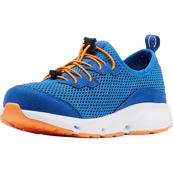 登山・トレッキング, 靴・ブーツ () Columbia Youth Vent Shoe Bright Indigo Flame Orange