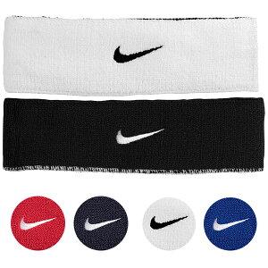 NIKE ナイキ メンズ ヘアバンド リバーシブル ドライフィット ホーム & アウェイ ヘアバンド スポーツブランド フィットネス ランニング Nike Men's Dri-Fit Home & Away Headband White Black【敬老の日】