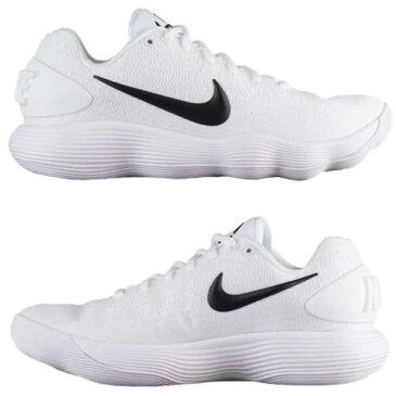 (取寄)Nike ナイキ レディース スニーカー バッシュ リアクト ハイパーダンク 2017 ロー バスケットシューズ Nike Women's React Hyperdunk 2017 Low White Black