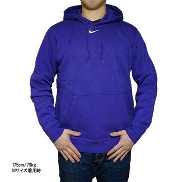 NIKE ナイキ パーカー メンズ チーム クラブ フリース フーディ Nike Men's Team Club Fleece Hoodie Purple White