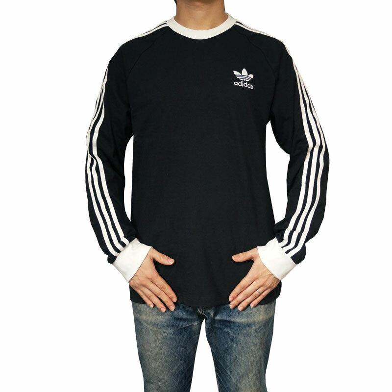 トップス, Tシャツ・カットソー  T T T T adidas Originals California Long Sleeve T-Shirt