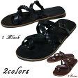 ララクラシコ メンズ レザーサンダル LaLa Clasico Men's Leather Sandal 【本革】