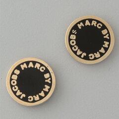 Marc by Marc Jacobs マークバイマークジェイコブス ロゴディスクスタッドイヤリング ピアス Logo Disc Stud Earrings 【レディース ファッション ブランド】【楽ギフ_包装】 あす楽対応 P25Jan15