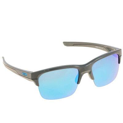 オークリー サングラス メンズ シンリンク USフィット グレー スポーツ カジュアル おしゃれ Oakley Thinlink Sunglasses【敬老の日】