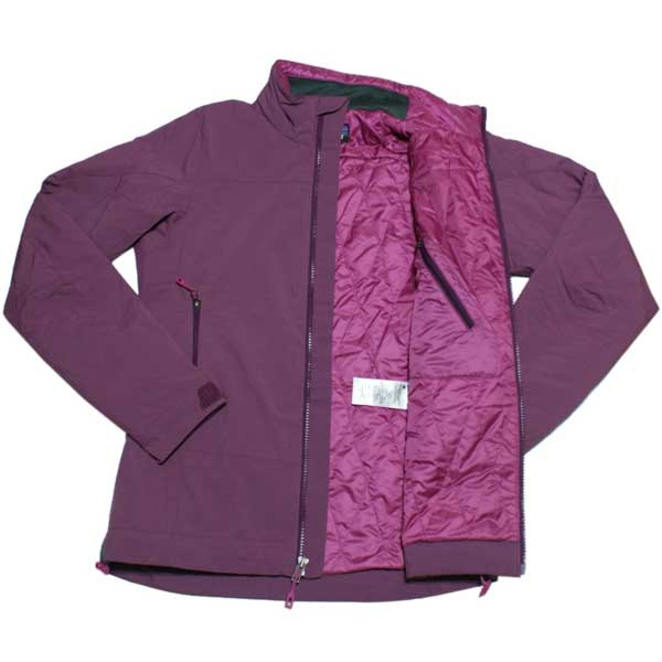 パタゴニア レディース ソーラー ウインド ジャケット Patagonia Women's Solar Wind Jacket パープル