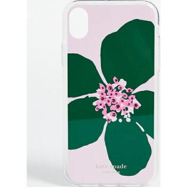 【エントリーでポイント5倍】(取寄)ケイトスペード ジュエルド グランド フローラ アイフォン ケース Kate Spade New York Jeweled Grand Flora iPhone Case Multi