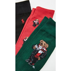 (取寄)ポロ ラルフローレン ポロ ベアー パック ギフト ボクシーズ Polo Ralph Lauren Polo Bear Pack Gift Boxes ForestGreen