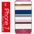 ケイトスペード バーバー ストライプ アイフォン 7 ケース Kate Spade New York Berber Stripe iPhone 7 Case