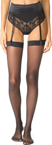 (取寄)Calvin Klein Underwear Women's Devotion High Rise Hipster with Garter カルバンクライン...