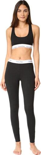(取寄)Calvin Klein Underwear Women's Modern Cotton Bralette & Leggings Set カルバンクライン ...