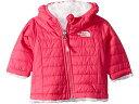 (取寄)ノースフェイス キッズ リバーシブル モスブッド スワール フーディ (インファント) The North Face Kid's Reversible Mossbud Swirl Hoodie (Infant) Mr. Pink
