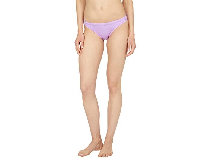 レディースファッション, 水着 () Nike Womens Hydrastrong Solid Spiderback Bikini Bottom Fuchsia Glow