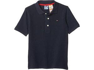 (取寄)トミー ヒルフィガー アダプティブ ポロ シャツ ウィズ マグネティック ボタン (リトル キッズ/ビッグ キッズ) Tommy Hilfiger Adaptive Polo Shirt with Magnetic Buttons (Little Kids/Big Kids) Sky Captain