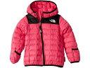 (取寄)ノースフェイス キッズ サーモボール エコ フーディ (インファント) The North Face Kid's ThermoBall Eco Hoodie (Infant) Mr. Pink