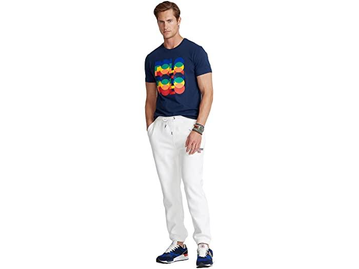 トップス, Tシャツ・カットソー () T Polo Ralph Lauren Mens Classic Fit Logo Jersey T-Shirt Newport Navy