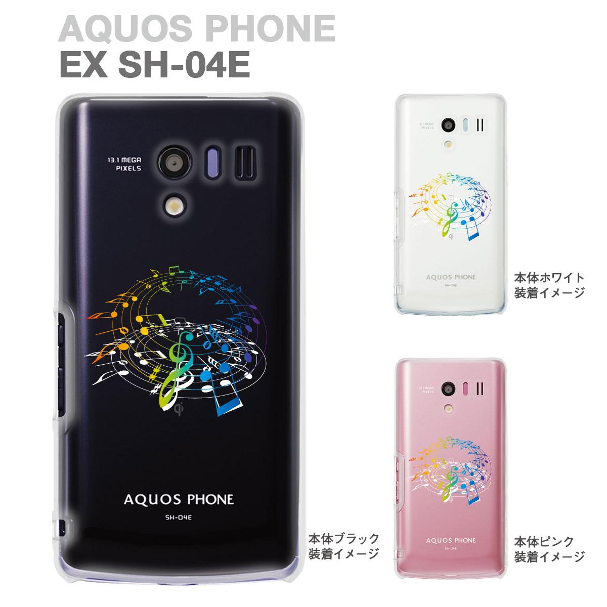 スマートフォン・携帯電話アクセサリー, ケース・カバー AQUOS PHONE EX SH-04EIGZO 09-sh04e-mu0005