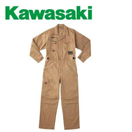 パブリック メカスーツ メカニック オートバイ ジェットスキー 水上バイク ツナギ ワークウエア 作業着 kawasaki ワークス 純正