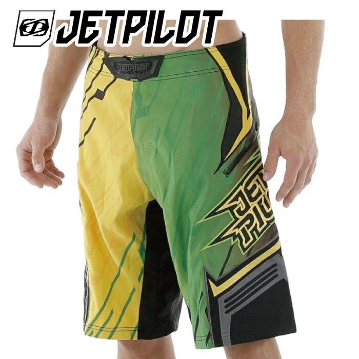 【半額】ジェットパイロット NEMESIS ボードショーツ ジェットショーツ 海水パンツ JETPILOT ジェットスキー マリンジェット 水上バイク ウエイク