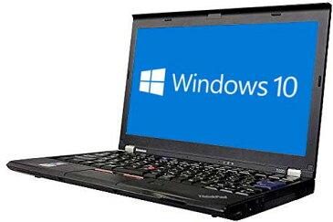 【中古パソコン】【Windows10 64bit搭載】【Core i3 3120M搭載】【メモリー4GB搭載】【HDD500GB搭載】【W-LAN搭載】 lenovo ThinkPad X230i (179913)