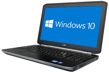 【中古パソコン】【Windows10 64bit搭載】【HDMI端子搭載】【テンキー付】【Core i5 3340M搭載】【メモリー4GB搭載】【HDD500GB搭載】【DVD-ROM搭載】 DELL LATITUDE E5530 (1704786)
