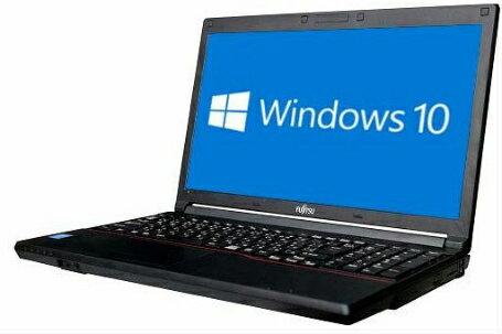 パソコン, ノートPC  LIFEBOOK A574K Windows10 64bit HDMI Core i5 4310M 4GB HDD320GB DVD A4 304001996