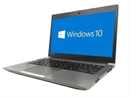 パソコン, ノートPC  dynabook R63P Windows10 64bit WEB HDMI 5 Core i5 4GB SSD128GB LAN B5 13 304012469