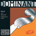 チェロ用アクセサリー・パーツ, 弦  Dominant 147